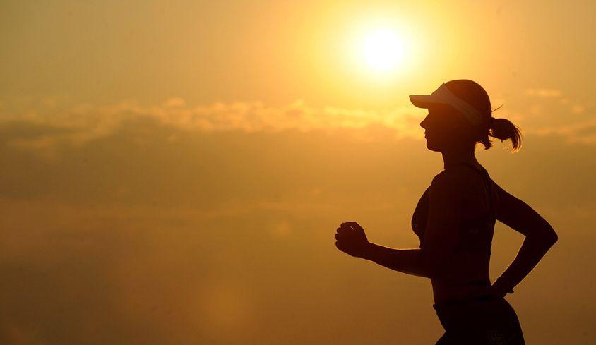 adoptar una rutina de ejercicios